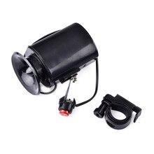 Waterproof 6 Sounds Super Loud Electronic Bicycle Bell Bike Horn Siren Ring Alarm Speaker