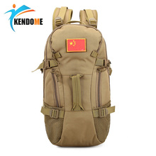 K&D Outdoor Sports Tactical Backpack Small Rucksack for Outdoor Hiking Camping Hunting Camping Men's Military Waterproof Bag