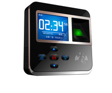 2.4 Inch 500 User time attendance Finger Print Password ID Card Access Control System