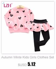 Vêtements pour enfants 2018 Automne Hiver Filles 4