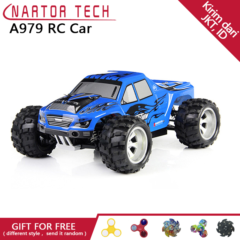 WL Toys A979 Monster RC Racing Car Remote Control Cars Radio-controlled Cars Machine RC Car