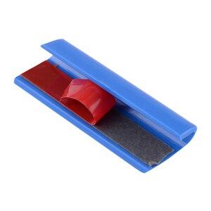Image 2 - CITALL 3 ピースプラスチック車のフロントグリルグリルカバートリムフランス旗のためにプジョー 301 4008 308 408