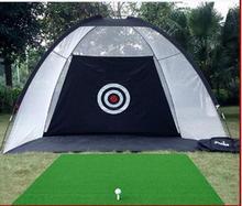 Indoor golf praktyka NET Golf Swing rotor Driving Range dwa kolory freeshipping tanie tanio