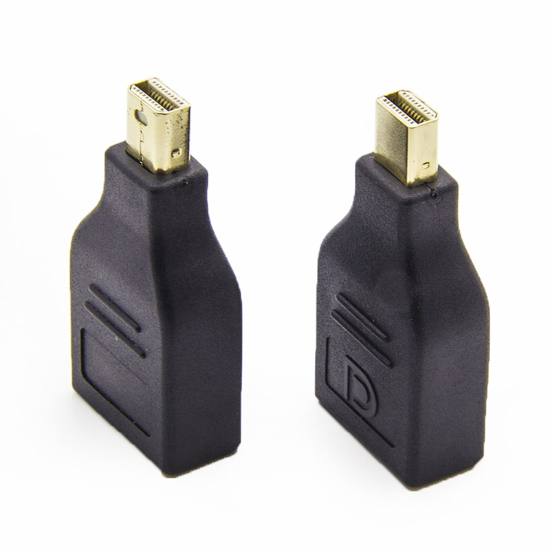 Wholesale Quality Mini Display Port Male To Display Port Female Adapter Convertor Mini DP To DP