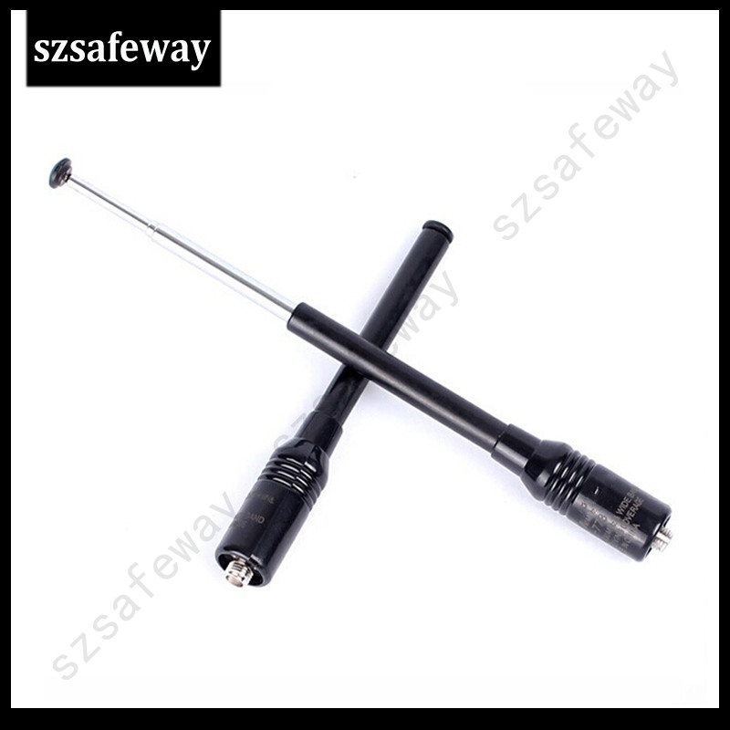 NA-773 Nagoya SMA-F Female Dual Band Antenna For TK-3107 TYT PUXING Baofeng UV-5R UV-5RE Series GT-3 TG-UV2