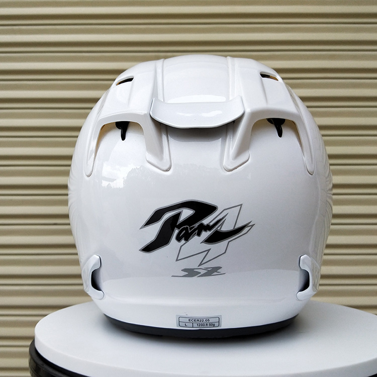 Arai R4 Motorcycle Helmet 3/4 Open Face Vintage Helmet Moto Casque Casco Motocicleta Capacete Helmets Attractive Appearance