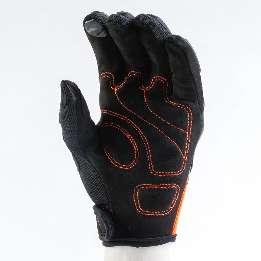 XUE YU Kuh Leder Anti Schock Motocross Motorrad Motorrad Handschuhe Off-road Racing Guantes Luva Guanti Gants Moto MTO-030-2