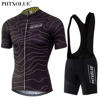 Find Deals Phtxolue Breathable Pro Cycling Sets Summer Mtb Clothes Short Bicycle  Jersey Clothing Ropa Maillot Ciclismo Bike Wear 84b5e0d30