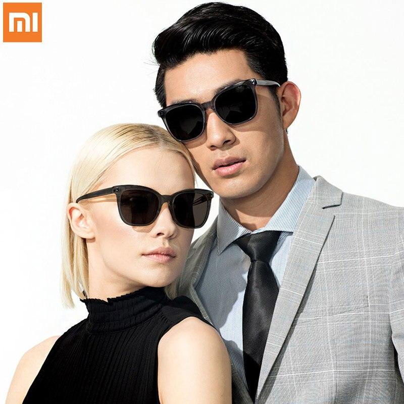 Оригинальные поляризованные солнцезащитные очки Xiaomi Mijia TS, нейлоновые ультратонкие легкие очки, предназначенные для путешествий на открыт...