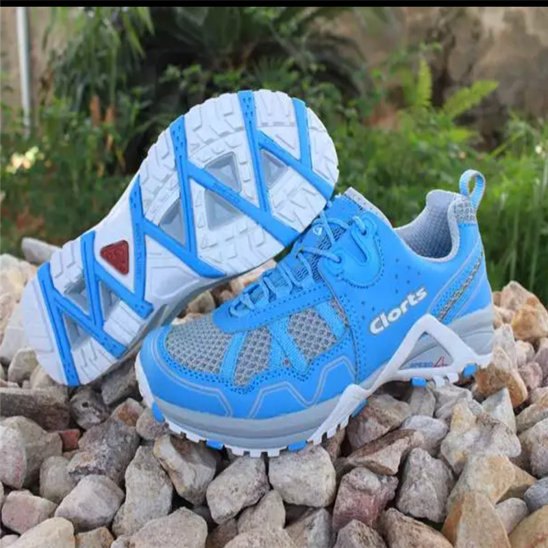 Clorts New Lightweight Outdoor Running Shoes For Men Women's Fashion Breathable Sports Sneakers Non-slip Free Run Casual Shoes