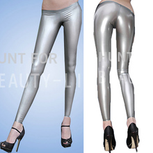 Latex Trousers For Women Fetish Capris Legging Pants Show your Sexy Plus Size Customization 100 Natural