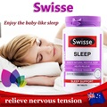 Swisse Relax Sleep 100Tabs assists restful sleep &support a healthy nervous system, Relief of insomnia, anxiety, aids relaxation