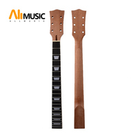 22 Fret Guitar Neck open sattin LP Mahogany Rosewood fingerboard sector and binding Inlay for LP Electric Guitar