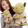 Star Wars Plush Yoda Toys Stuffed Doll Kid's Toys 9 Inch Cartoon Yoda Soft Toys Cosplay Costume Soft Stuffed Doll Free Shipping