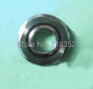 Bocal de Nivelamento da Pressão de Agie Sobresselentes da Máquina do Fio Agie Diafragma M22x0.5 * Id9mmx H7mm Peças Edm 155.772.7 201.702 –
