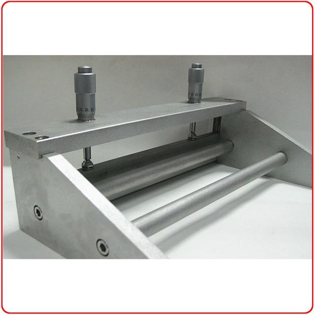 0-3500 einstellbare Film Applikator Nass Film Applikator Film Beschichtung Maschine Film Breite 55mm