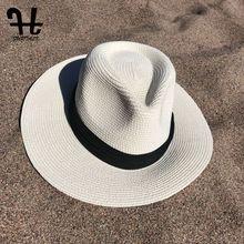 FURTALK Drop Shipping 2018 Summer Woemen Hat Sun Hats for Women Straw Hat for Girls Panama Women's Hat SH040
