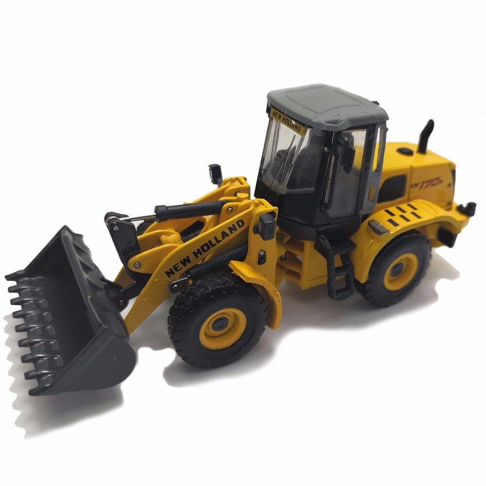 1:87 Scale Alloy Dump Truck Diecast Construction Cars Toys