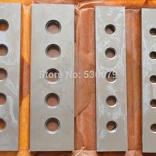 """3/1"""" x6"""" 4 пары параллельных наборов, высокая точность с отверстиями для крепления"""
