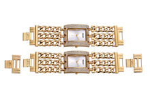 Weiqin marca de luxo cristal ouro pulseira relógios das mulheres das senhoras moda casual vestido de mulher relógio hora de relógio feminino novo