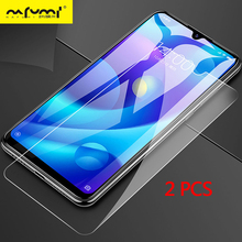 2PCS Tempered Glass For Xiaomi Redmi Note 7 Pro 4A S2 5A Screen Protector 6A Phone Film
