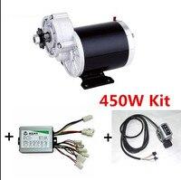 MY1020Z 450W 48V Electric Bike Kit Electric Bicycle Kit Electric Motor For Bike