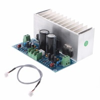 TDA7293 Dual Channel Amplifier Board 100W X 2 Level Super Power Amplifier Integrated Circuits