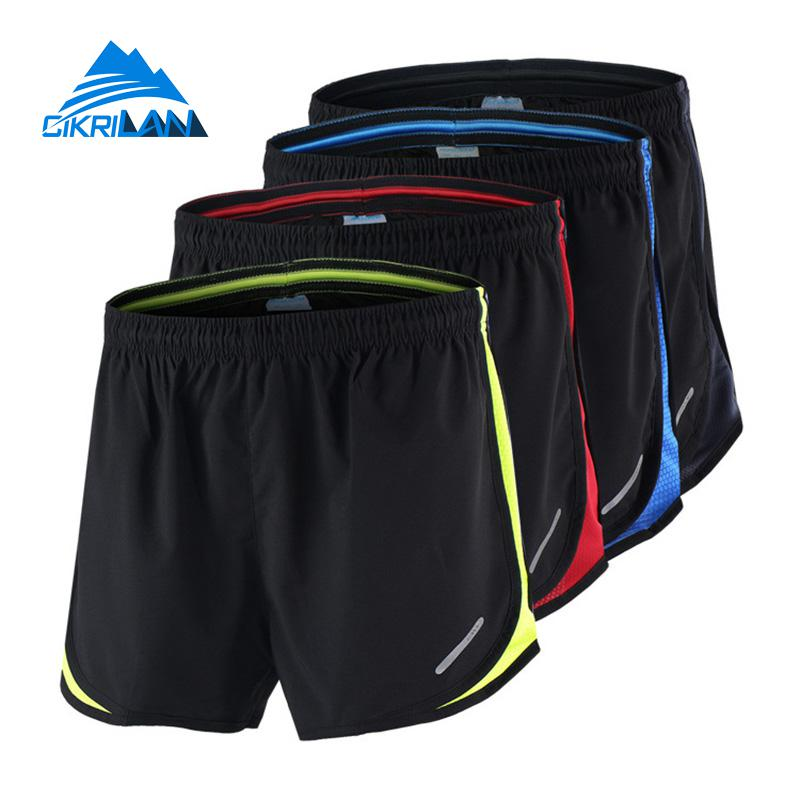 Summer Outdoor Sport Lightweight Bodybuilding Loose Fit Shorts Men Cycling Bottoms Running Jogging Bike Hiking Short Trousers