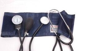 Image 3 - medical Blood Pressure Monitor Meter Tonometer Cuff Stethoscope Kit Travel Sphygmomanometer