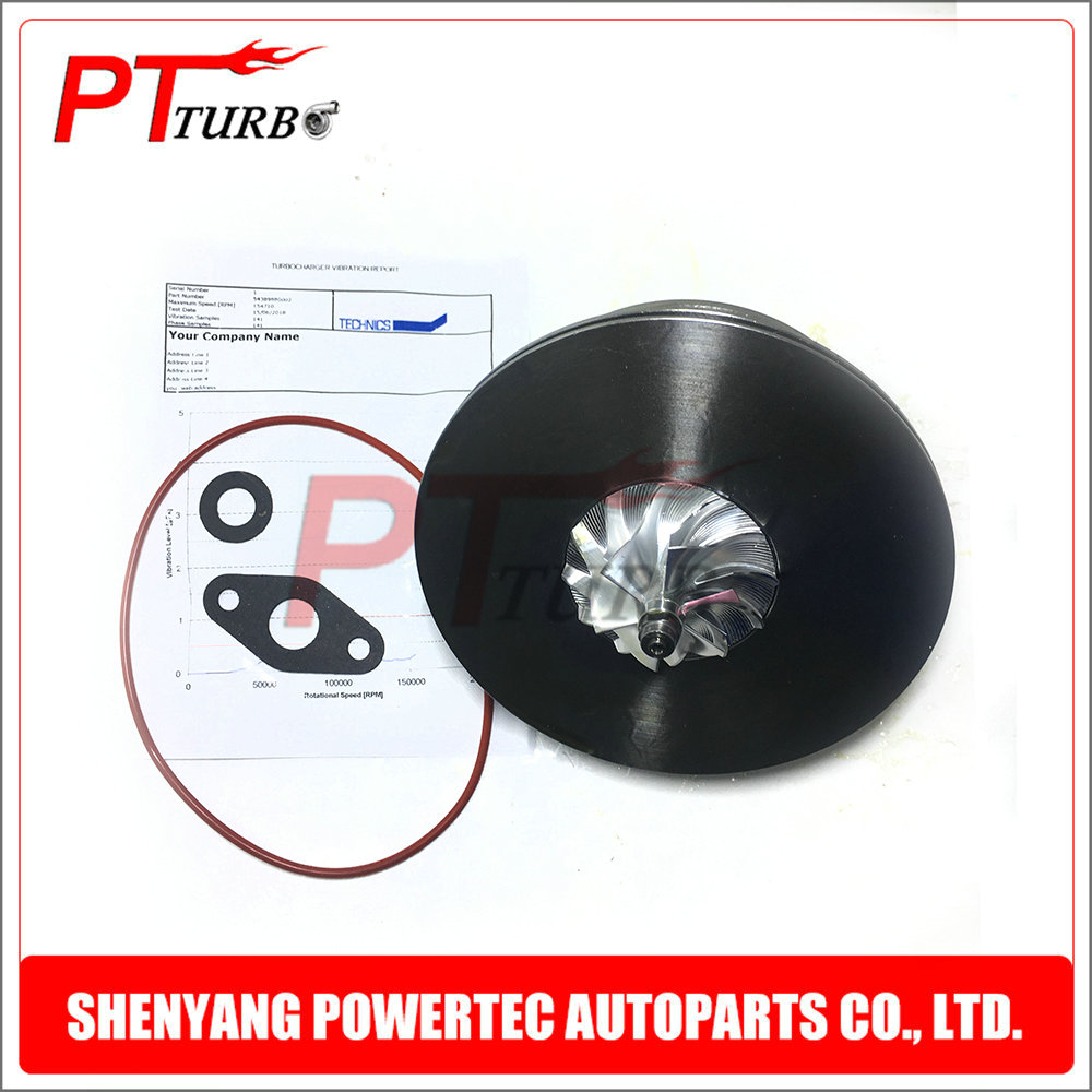 <font><b>Turbocharger</b></font> kit BV38 turbo cartridge CHRA for <font><b>Renault</b></font> Nissan Dacia <font><b>1.5</b></font> <font><b>dci</b></font> <font><b>K9K</b></font> Euro 6 81 kw 110 hp 14411-4825R 14411-1232R image
