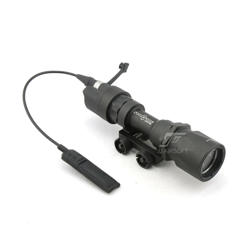 Element SF M951 TACTICAL LIGHT LED VERSION SUPER BRIGHT (Black) FREE SHIPPING(ePacket/HongKong Post Air Mail)