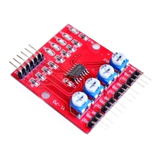 5x Four Way 4 Channel Infrared Detector Tracing Transmission Line Obstacle Avoidance Sensor Module for Arduino Diy Car Robot