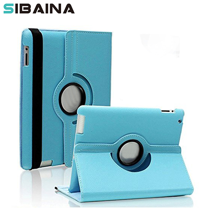 Flip PU Stand Case For Apple iPad mini 1 2 3 Tablet Case Cover for Apple iPad mini 4 360 Degree Rotation Case for Ipad mini 2 360 degree rotating flip case cover swivel stand for ipad mini 3 2 1 white