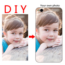 DIY Personalized custom photo name printing your design picture soft silicone cover case for Lenovo A5000 A606 A6000 A7000 A7010(China)
