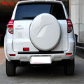 3 Kleur Zwart, Wit, Zilver Hoge kwaliteit ABS Reservewiel Plastic Reservewiel Fit Voor 07-12 Toyota RAV4