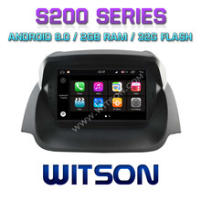 WITSON S200 Android 8,0 8 Octa Core 32 GB flash DVD del coche para FORD ECOSPORT 2013-2015 + GPS + GLONASS + WIFI + DSP + DAB + OBD + DVR + TPMS + 4G(China)
