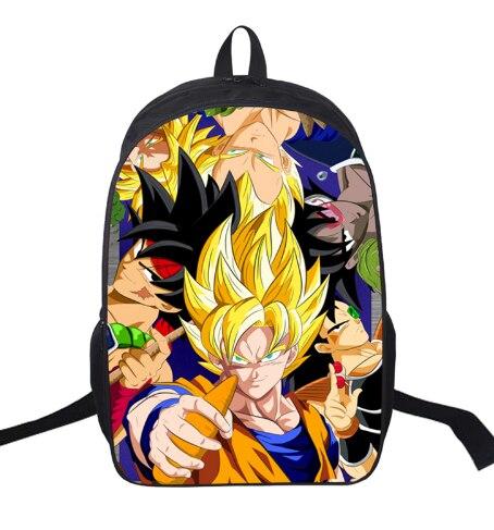 à Enfants Dragon École dos Goku Pour Hommes Z Voyage Femmes Sac Sacs garçons Sac À Sun Dos sacs Sacs Des dans Ball Adolescents Filles Pouce D'école Les 16 SwCqBB