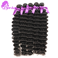 Wholesale Filipino virgin hair deep wave, 10a unprocessed Filipino virgin hair weave deep wave, Cheap Human Hair 100g Bundles