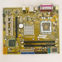 IPM31 support DDR2 775 pin integrated motherboard G31 founder Haier original machine