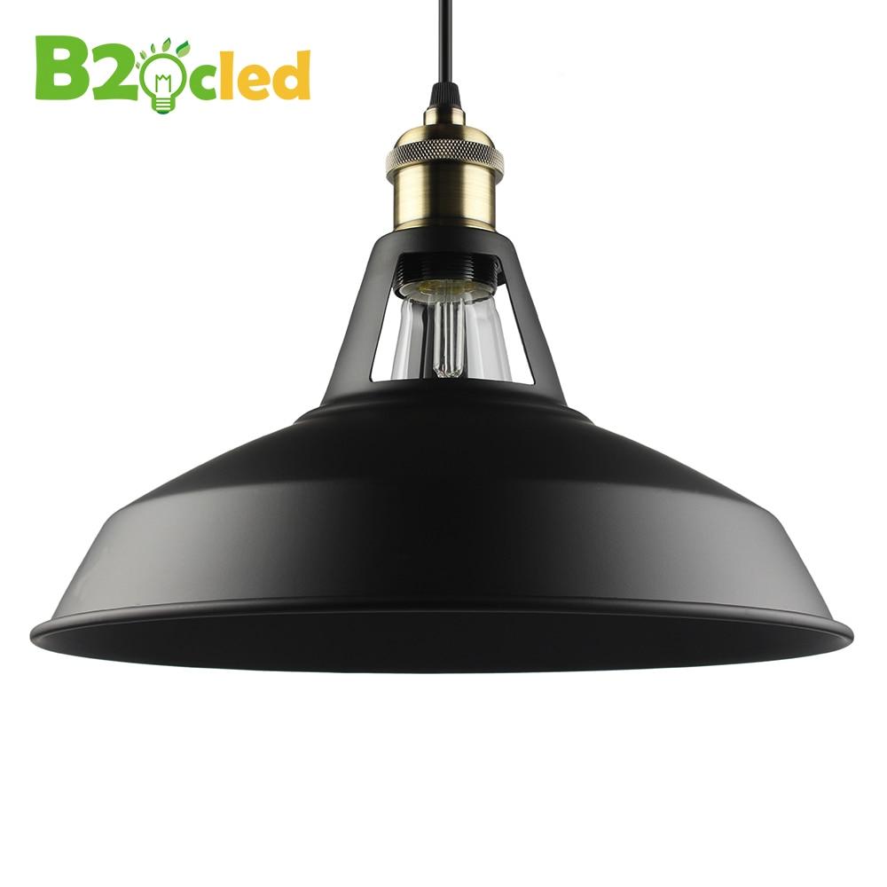 2017 new industrial retro style art pendant light black for Artistic pendant lights