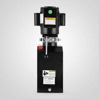 8l 자동차 리프트 유압 파워 유닛 팩 60 hz 1ph 220 v 자동 수리 유압 펌프 전기 값