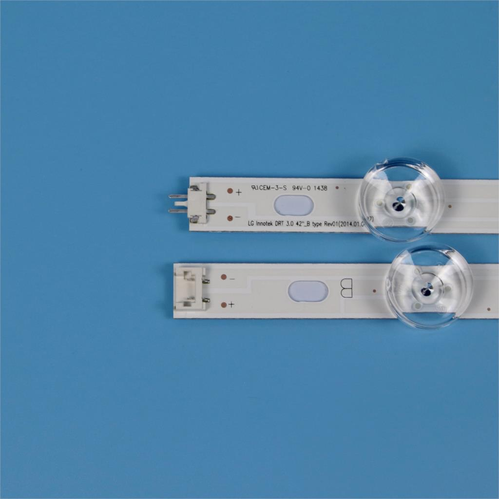 TV Backlight Strip For LG 42LB Series Full HD LED Strips 6916L 1956A 6916L 1709A INNOTEK DRT 3 0 42 quot A B Kit Bars Lamps Bands in Shell amp Body Parts from Consumer Electronics