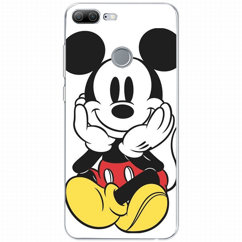 For Huawei P Smart Case Silicon Enjoy 7S Coque Fundas For Huawei P20 Lite Honor 9 Mate 10 P9 Lite mini 2017 P20 Pro Phone Case