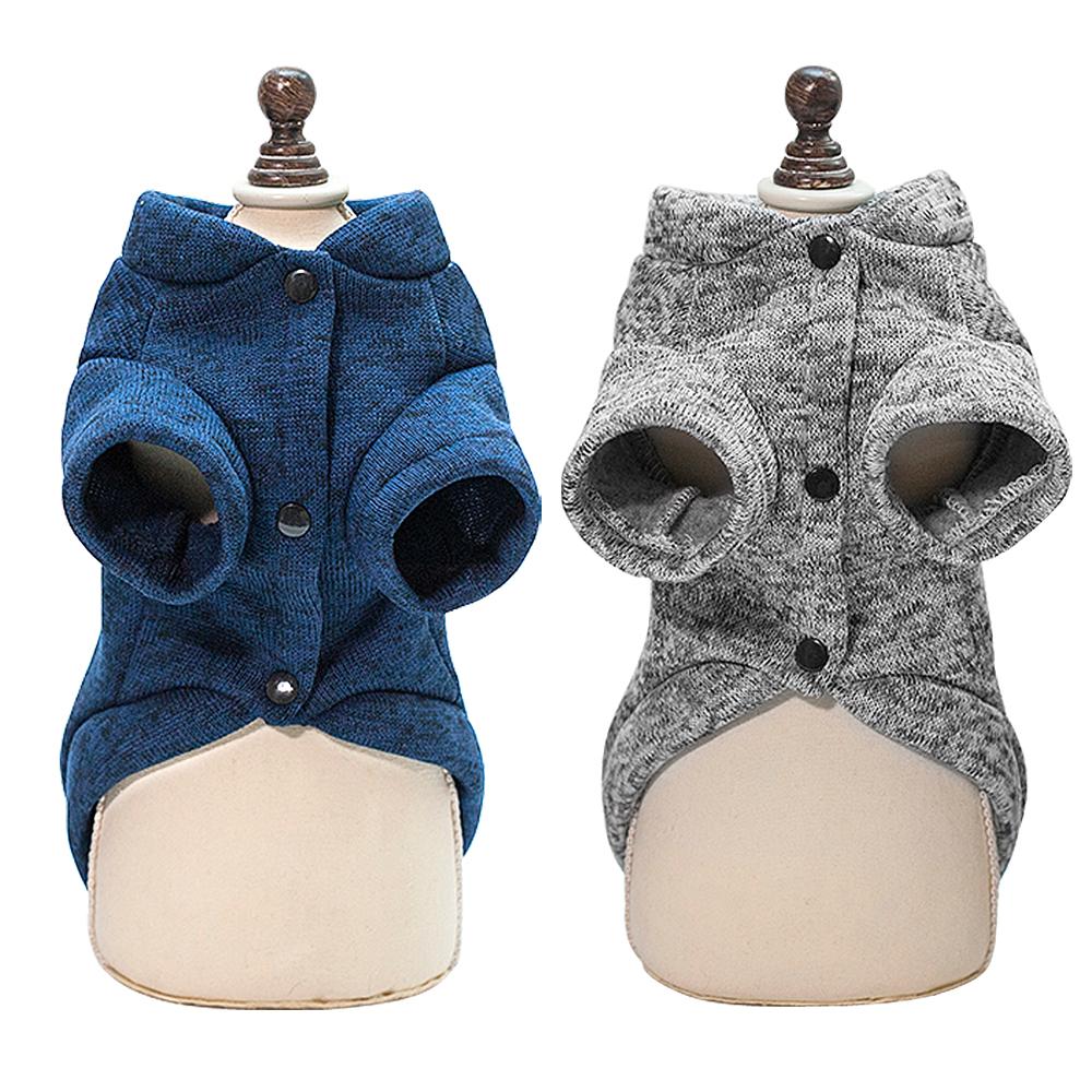 Abrigo para perros invierno sudaderas con capucha 5