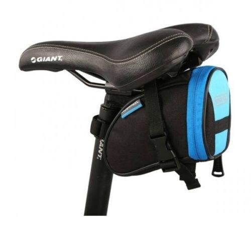 Roswheel Road Bike Saddle Bag Mtb Seat Post Bag Fixed Gear Fixie