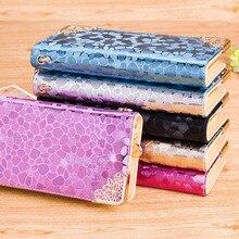 2017 Hot Selling Жіночий жіночий гаманець Камінь візерунок Гаманець металевий Оздоблення мішок зчеплення Мішковий бізнес сумка