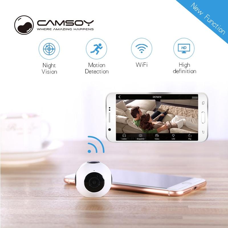 مصغرة واي فاي كاميرا HD 720P تشغيل - كاميرا وصور