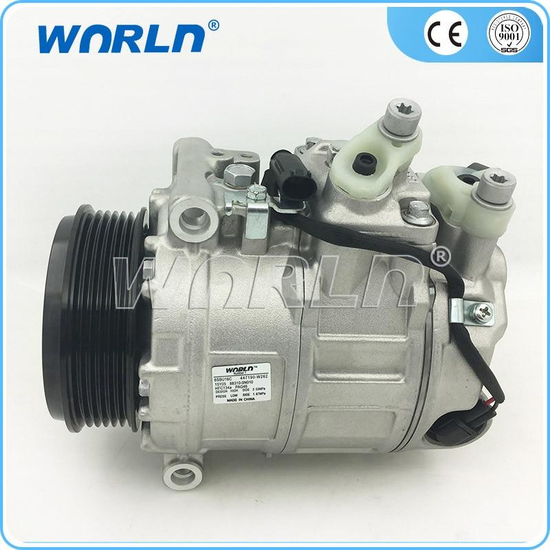 Buy auto ac compressor 7seu17c for for Mercedes benz ac