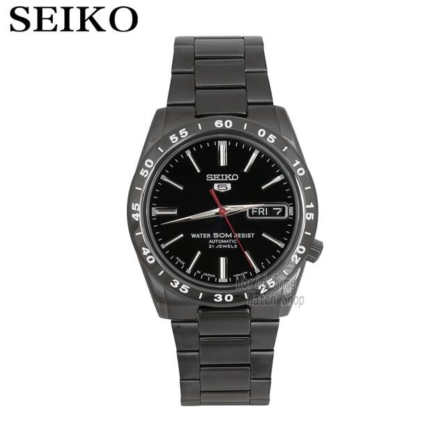 8091d4546eef SEIKO Shield No.5 Automatic Mechanical Men  s Watch Gold Strap White Strap  SNKE04K1 SNKE03J1 SNKE04J1 SNKE03K1