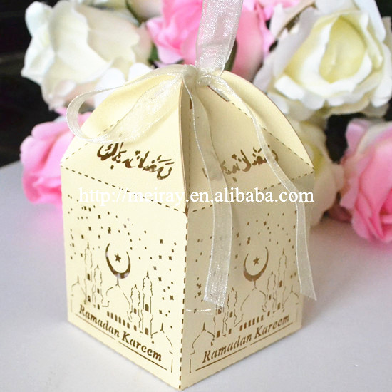 100pcswedding Thank You Gifts For Guestswedding Souvenirs Box